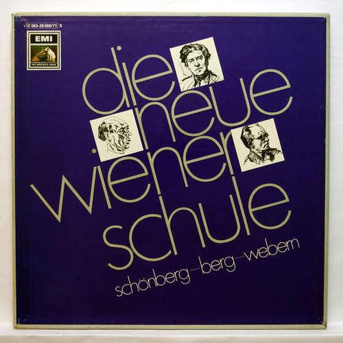 Bild Schönberg* - Berg* - Webern* - Die Neue Wiener Schule (4xLP + Box) Schallplatten Ankauf
