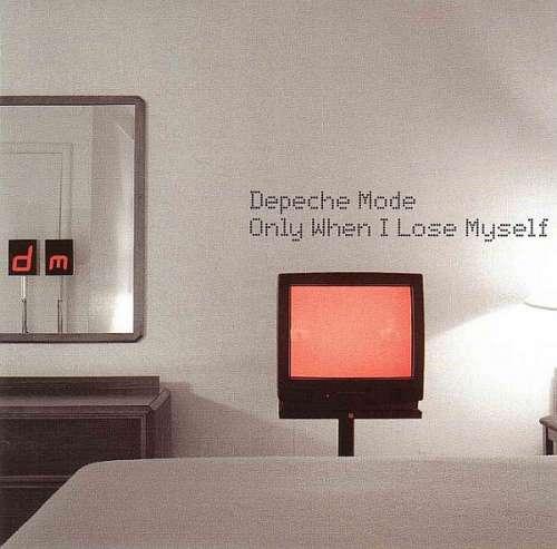 Cover Depeche Mode - Only When I Lose Myself (CD, Single) Schallplatten Ankauf