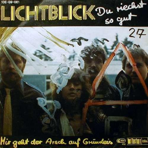 Cover Lichtblick - Du Riechst So Gut (7, Single) Schallplatten Ankauf