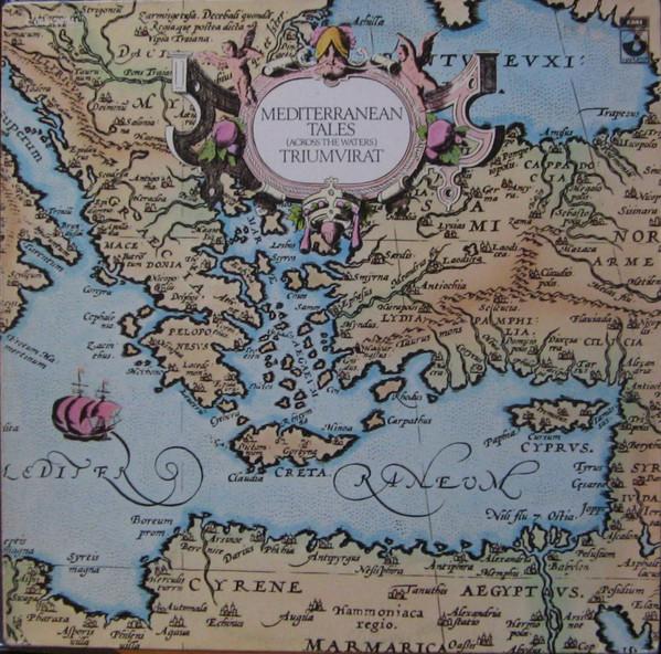 Cover Triumvirat - Mediterranean Tales (Across The Waters) (LP, Album) Schallplatten Ankauf