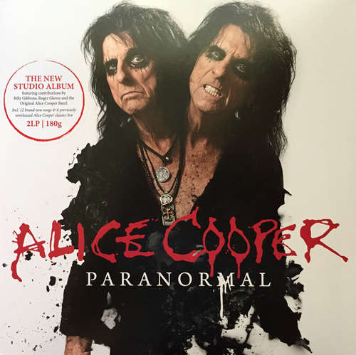 Bild Alice Cooper (2) - Paranormal (2xLP, Album, 180 + CD, Album) Schallplatten Ankauf