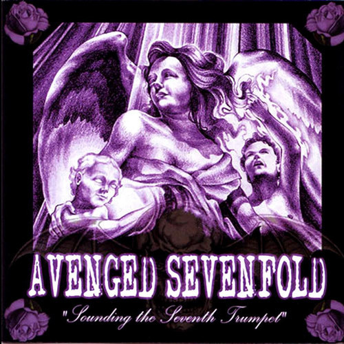 Bild Avenged Sevenfold - Sounding The Seventh Trumpet  (2xLP, Album, Ltd, RE, Gat) Schallplatten Ankauf