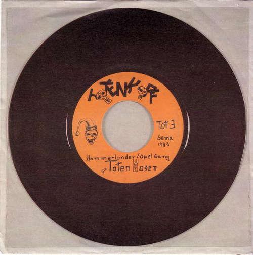 Cover Die Toten Hosen - Bommerlunder (7, Single, RE) Schallplatten Ankauf