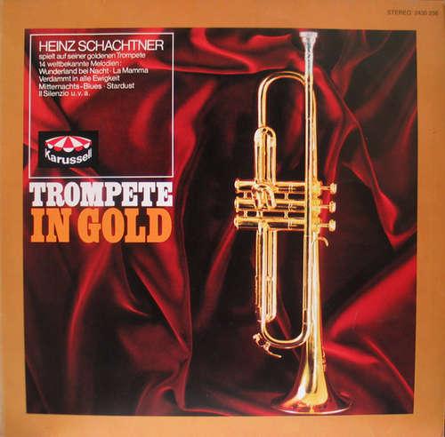 Cover Heinz Schachtner - Trompete In Gold (LP) Schallplatten Ankauf