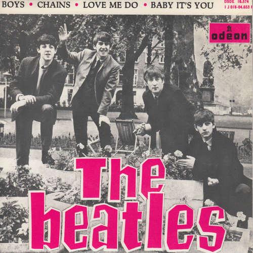 Cover The Beatles - Boys (7, EP, RE) Schallplatten Ankauf