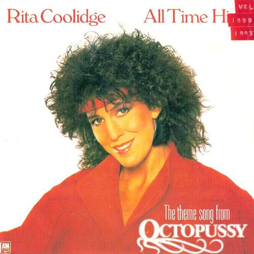 Bild Rita Coolidge - All Time High (The Theme Song From Octopussy) (7, Single) Schallplatten Ankauf