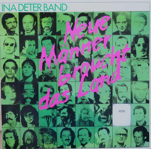 Bild Ina Deter Band - Neue Männer Braucht Das Land (LP, Album) Schallplatten Ankauf