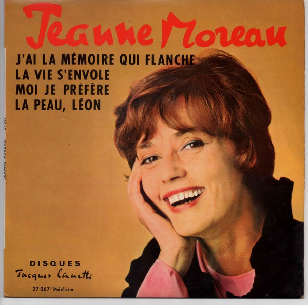 Bild Jeanne Moreau - J'ai La Mémoire Qui Flanche (7, EP) Schallplatten Ankauf