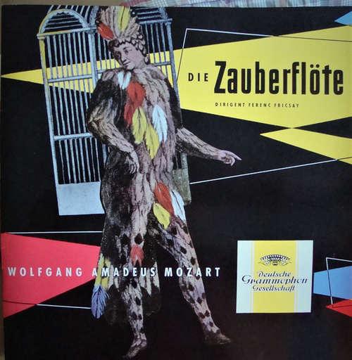 Bild Wolfgang Amadeus Mozart, Ferenc Fricsay, RIAS Symphonie-Orchester Berlin, RIAS-Kammerchor, Berliner Motettenchor - Die Zauberflöte (3xLP, Mono, Box) Schallplatten Ankauf