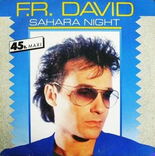 Bild F.R. David - Sahara Night (12, Maxi) Schallplatten Ankauf