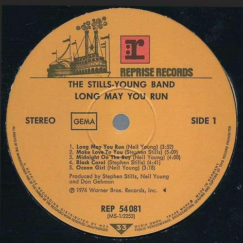 Bild The Stills-Young Band - Long May You Run (LP, Album) Schallplatten Ankauf