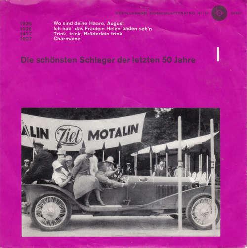 Bild Various - Die Schönsten Schlager Der Letzten 50 Jahre - Serie 1, Platte 7 (7, Comp, Mono) Schallplatten Ankauf