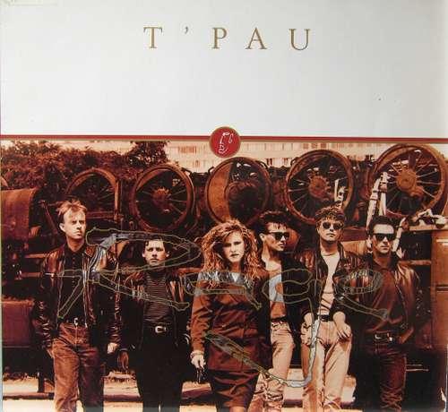 Bild T'Pau - Rage (LP, Album) Schallplatten Ankauf