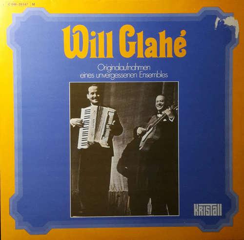 Cover zu Will Glahé - Originalaufnahmen Eines Unvergessenen Ensembles (LP, Comp) Schallplatten Ankauf