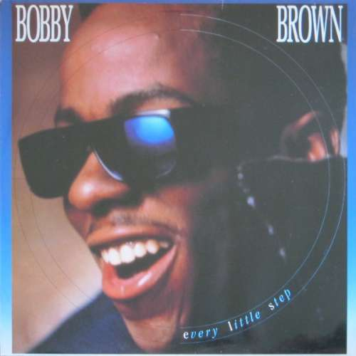 Cover Bobby Brown - Every Little Step (12) Schallplatten Ankauf