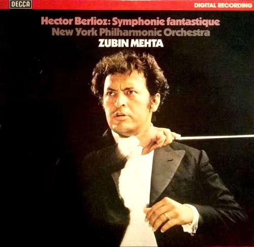 Bild Berlioz*, New York Philharmonic*, Zubin Mehta - Symphonie Fantastique (LP) Schallplatten Ankauf
