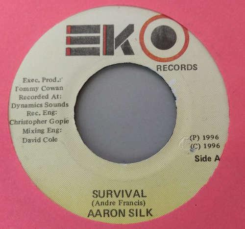 Bild Aaron Silk - Survival (7) Schallplatten Ankauf