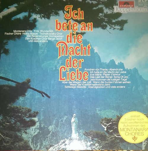 Bild Various - Ich Bete An Die Macht Der Liebe (2xLP, Album) Schallplatten Ankauf