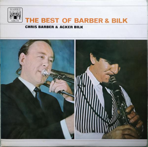 Cover Chris Barber & Acker Bilk - The Best Of Barber & Bilk - Volume One (LP, Comp) Schallplatten Ankauf