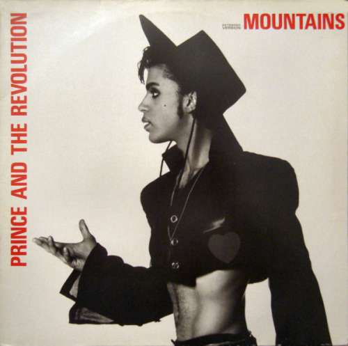 Cover Prince And The Revolution - Mountains (12) Schallplatten Ankauf