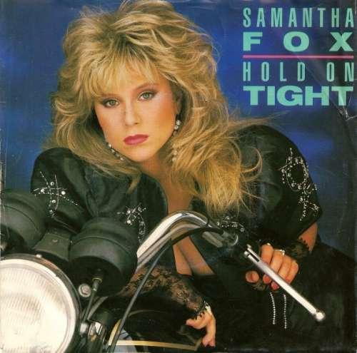 Bild Samantha Fox - Hold On Tight (7, Single) Schallplatten Ankauf