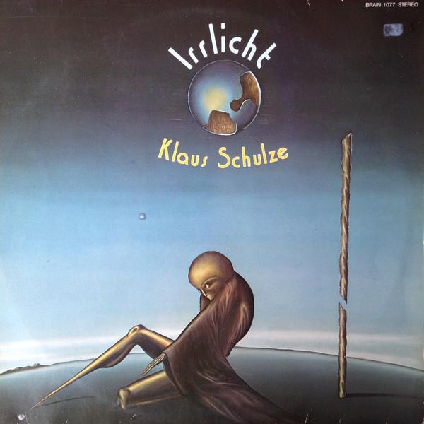 Cover Klaus Schulze - Irrlicht (LP, Album, RE) Schallplatten Ankauf