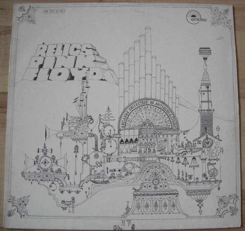 Bild Pink Floyd - Relics (LP, Comp, RE) Schallplatten Ankauf