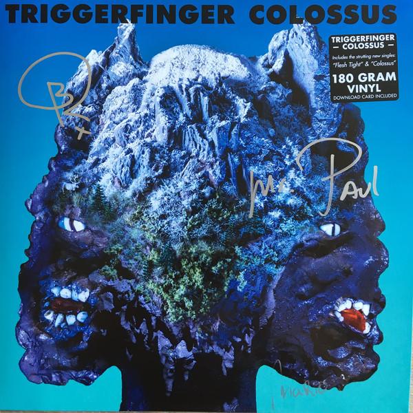 Bild Triggerfinger - Colossus (LP, Album) Schallplatten Ankauf