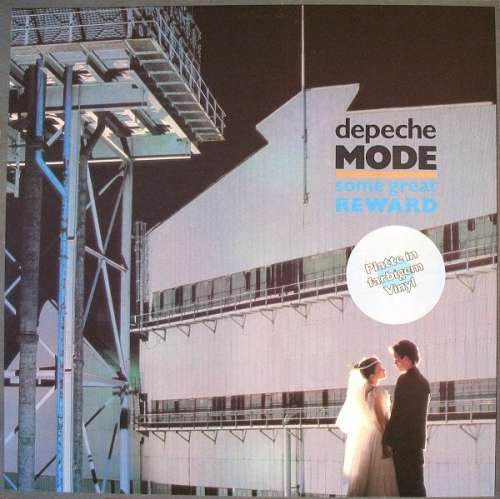 Cover Depeche Mode - Some Great Reward (LP, Album, Gre) Schallplatten Ankauf