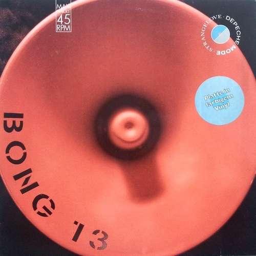 Cover Depeche Mode - Strangelove (12, Maxi, Ora) Schallplatten Ankauf