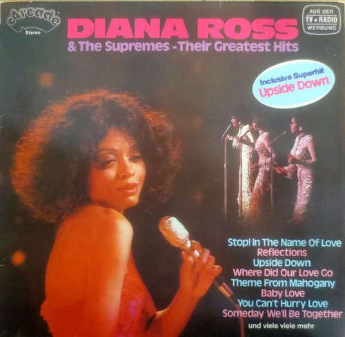 Bild Diana Ross & The Supremes* - Their Greatest Hits (LP, Comp) Schallplatten Ankauf