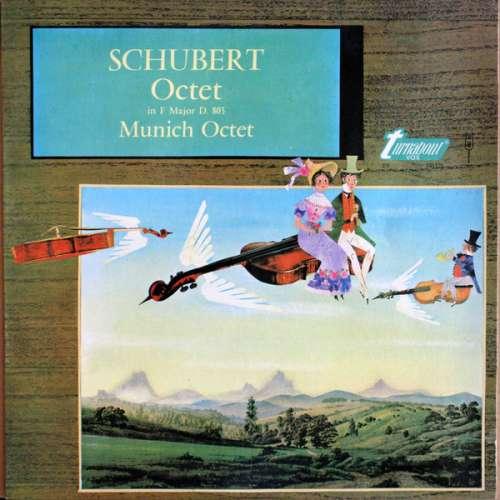 Bild Schubert* - Munich Octet* - Octet In F Major D. 803 (LP, Album) Schallplatten Ankauf