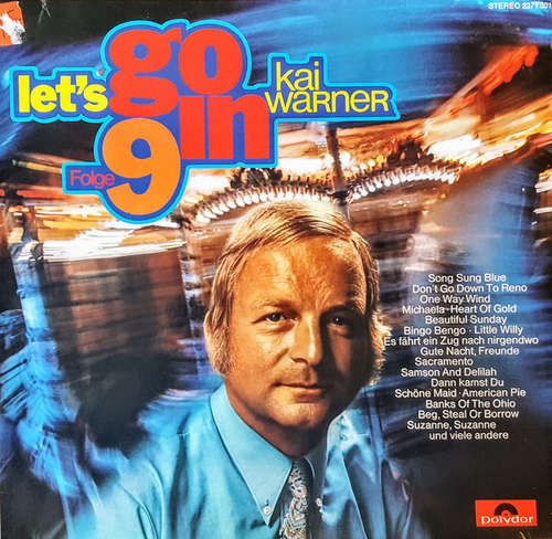 Bild Kai Warner - Let's Go In Folge 9 (LP, Album) Schallplatten Ankauf