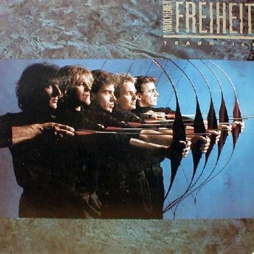 Cover Münchener Freiheit - Traumziel (LP, Album) Schallplatten Ankauf