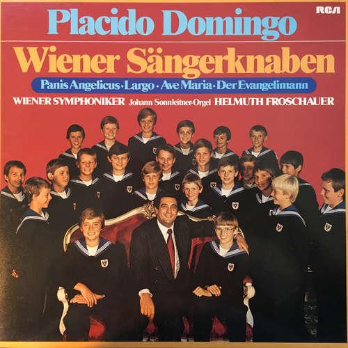 Bild Placido Domingo, Wiener Sängerknaben* - Panis Angeliucs / Largo / Ave Maria / Der Evangelimann (LP, Album, Club) Schallplatten Ankauf