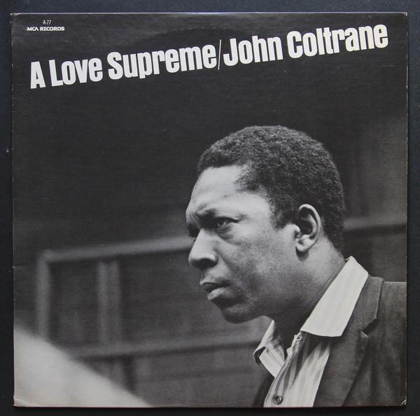 Cover John Coltrane - A Love Supreme (LP, Album, RE) Schallplatten Ankauf