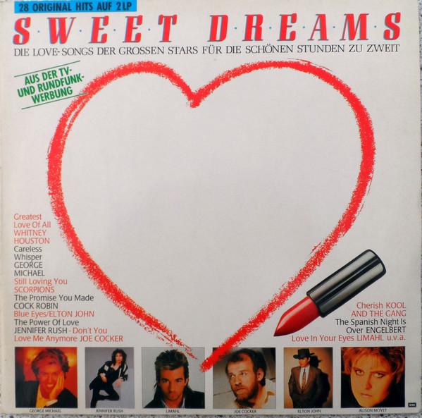 Cover Various - Sweet Dreams - Die Schönsten Love Songs Der Großen Stars (2xLP, Comp) Schallplatten Ankauf