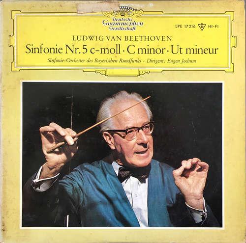 Bild Ludwig van Beethoven - Sinfonie Nr. 5 c-moll op. 67 (10, Album, Mono) Schallplatten Ankauf