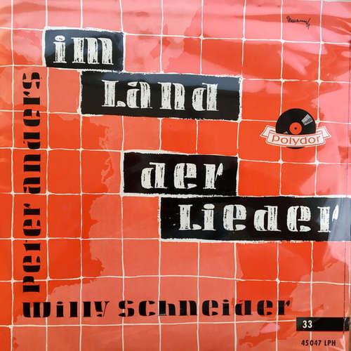 Bild Peter Anders (2) Und Willy Schneider - Im Land Der Lieder (10, Mono, Sti) Schallplatten Ankauf