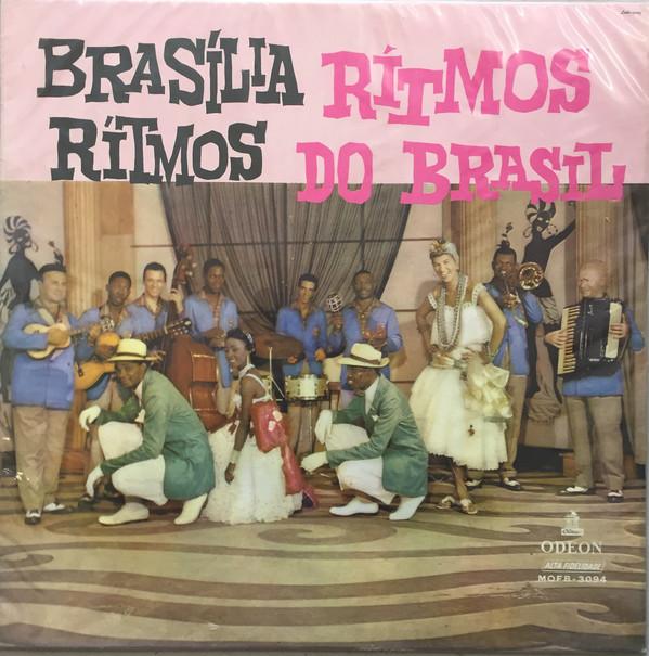 Cover Brasília Ritmos - Rítmos Do Brasil (LP, Album, Mono) Schallplatten Ankauf