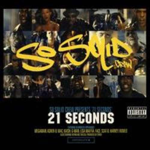Bild So Solid Crew - 21 Seconds (12, Single) Schallplatten Ankauf