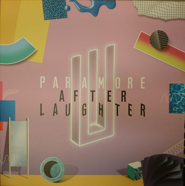 Cover Paramore - After Laughter (LP, Album, Bla) Schallplatten Ankauf