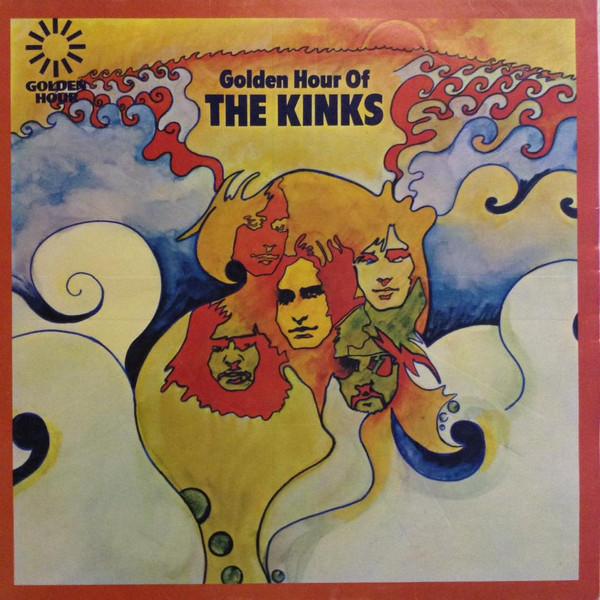 Cover The Kinks - Golden Hour Of The Kinks (LP, Comp, Emb) Schallplatten Ankauf