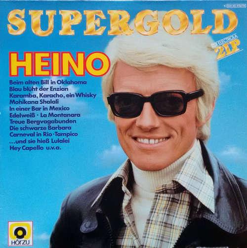 Bild Heino - Supergold (2xLP, Comp, Gat) Schallplatten Ankauf