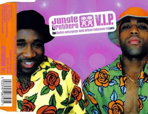 Bild Jungle Brothers - V.I.P. (CD, Maxi) Schallplatten Ankauf