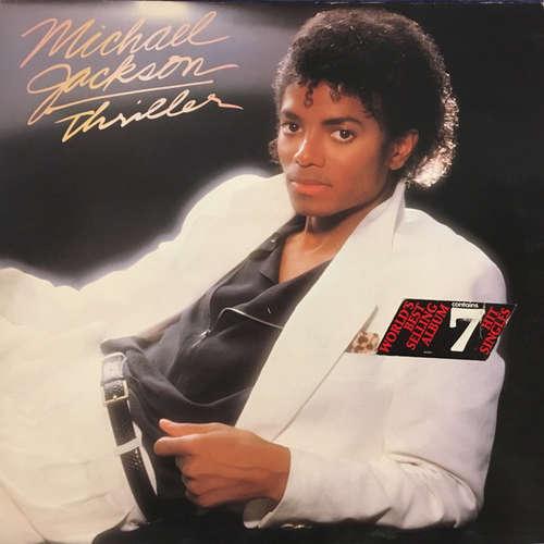 Cover Michael Jackson - Thriller (LP, Album, Gat) Schallplatten Ankauf