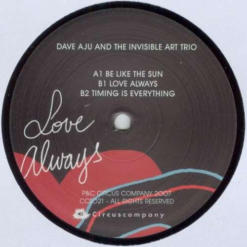 Bild Dave Aju And The Invisible Art Trio - Love Always (12) Schallplatten Ankauf