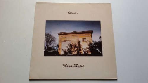 Cover Maya-Music - Stories (LP, Album) Schallplatten Ankauf
