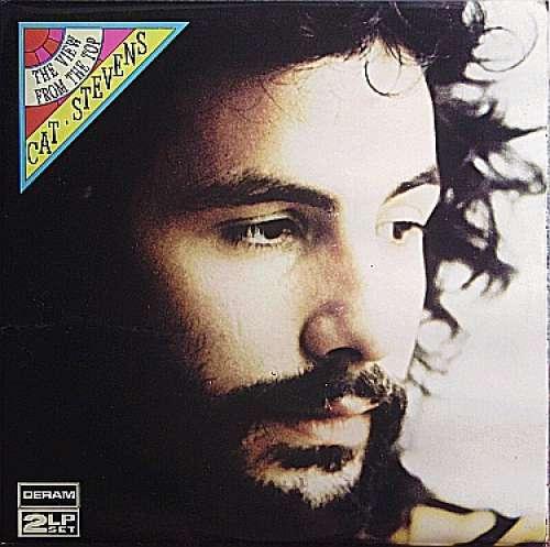 Cover zu Cat Stevens - The View From The Top (2xLP, Comp, Mono, Gat) Schallplatten Ankauf