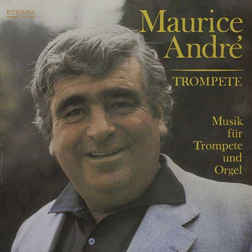 Bild Maurice André - Musik Für Trompete Und Orgel (LP) Schallplatten Ankauf